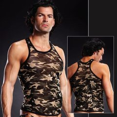 Blue Line - Майка Pro-Mesh Racerback Tank Camouflage S/M (BLM018CAMSM)